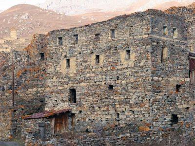 Галиат. Дом Балаовых