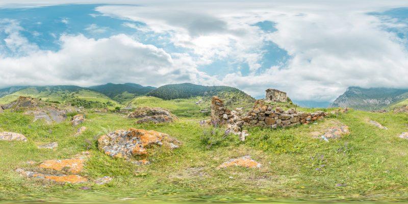 Дагом святилище Уастырджи