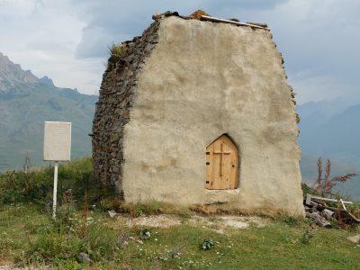 Лезгор. Святилище Сатай-Обау (2)
