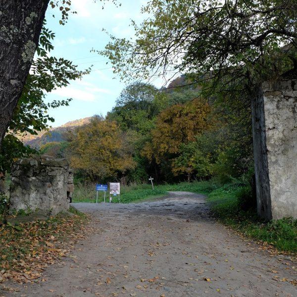 Монастырь.Нижний Архыз (1)