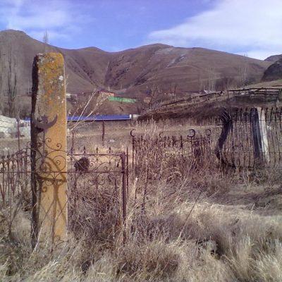 ФОТО Барзикау. кладбище, фото А. Бараковой