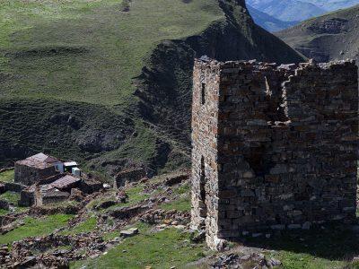 ФОТО Галиат. Башня Гадзаовых 3