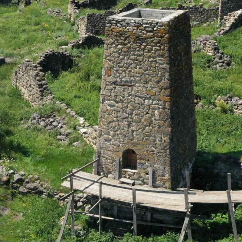 ФОТО Цымыти. Башня Басаевых3