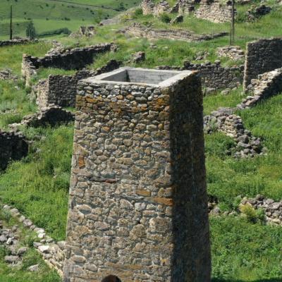 ФОТО Цымыти. Башня Басаевых4