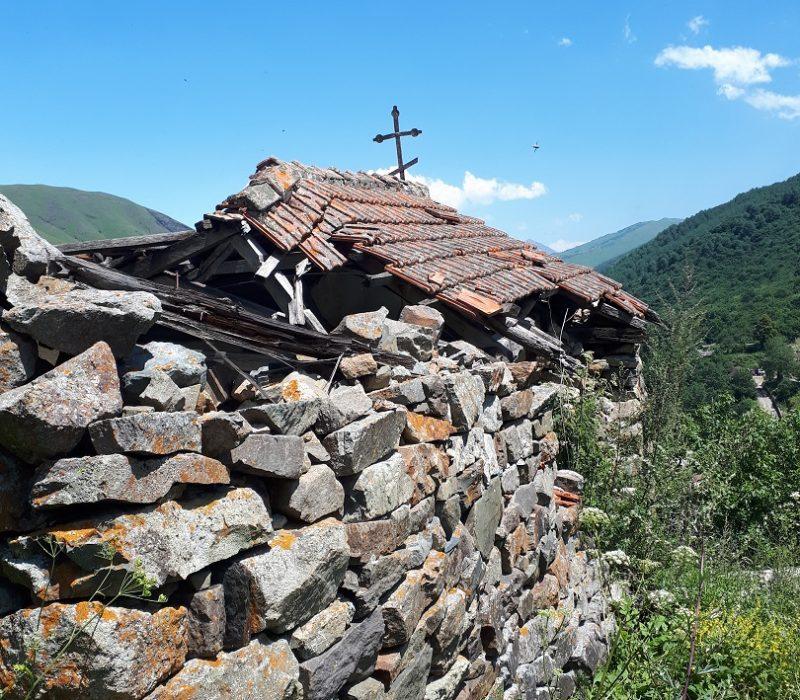 ФОТО церковь Харисджын (2)
