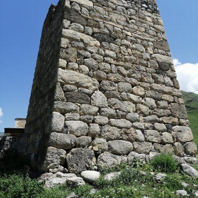 ФОТО1 Даллагкау. Башня Мулуховых