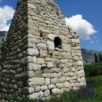 Фото 1 Даллагкау. Башня Есиевых