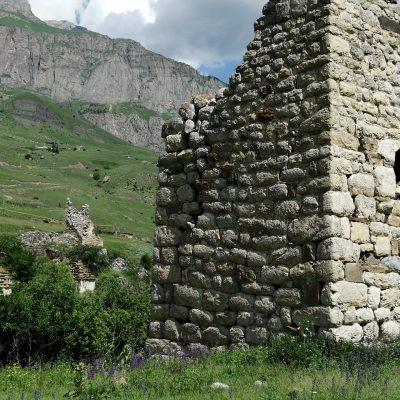 Фото 3 Даллагкау. Башня Есиевых