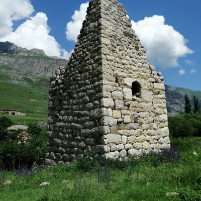 Фото 4 Даллагкау. Башня Есиевых