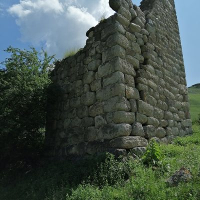 Фото 5 Даллагкау. Башня Есиевых