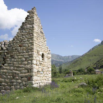 Фото 6 Даллагкау. Башня Есиевых
