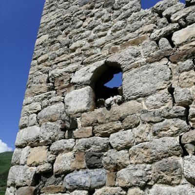 Фото 7 Даллагкау. Башня Есиевых