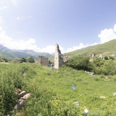 Фото 8 Даллагкау. Башня Есиевых